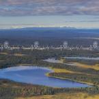 Alaska, piccole vedute sopra i dintorni di Talkeetna
