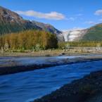 Alaska, exit glacier a Seward