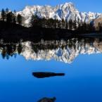 img_5097 Monte Bianco, Mont Blanc, particolare delle grand Jorasses